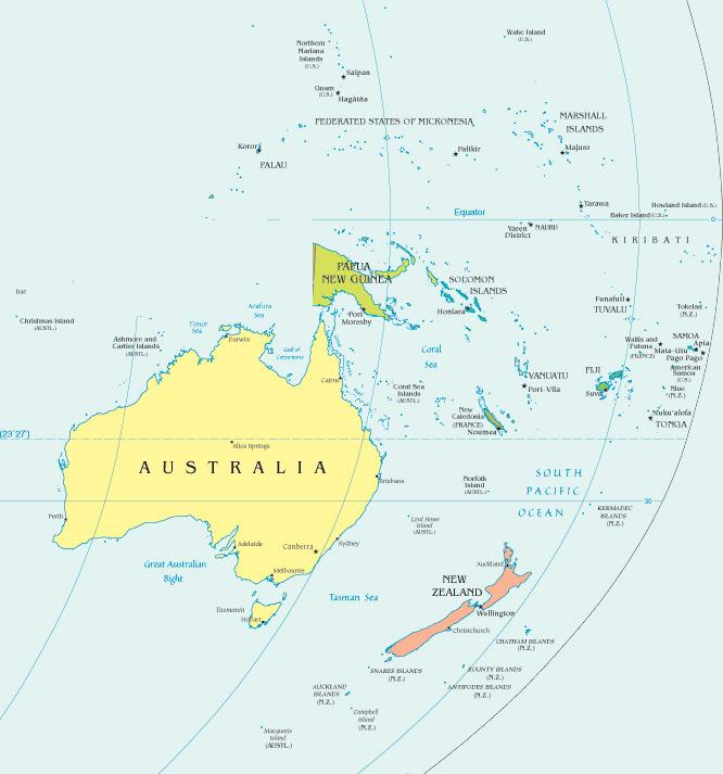 Australia Oceania: Hostel In Europe